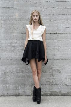 Image of SS13 Look 10 Preorder
