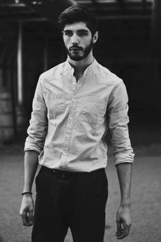 Want: That Shirt [Andrew Giammarco  @ London MGT.  Melbourne, Aus.  Photog: Sabine Legrand]