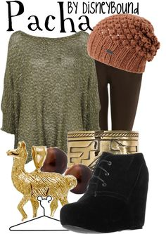 """""""Pacha"""" by lalakay ❤ liked on Polyvore"""