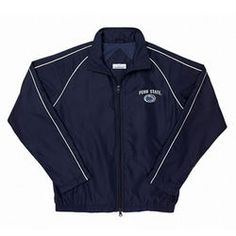 Penn State Nittany Lions Womens Windbreaker Jacket Womens Windbreaker, Windbreaker Jacket, College Checklist, Nittany Lion, Lions, Adidas Jacket, Athletic, Jackets, Fashion