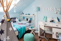 Tutaj znajdziesz zdjęcia pięknie zaaranżowanych wnętrz Baby Room, Kids Room, Toddler Bed, Furniture, Design, Home Decor, Marcel, Bb, Child Bed