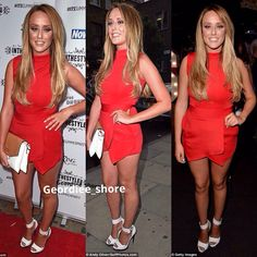 Charlotte looked beautiful last night at @inthestyleuk summer party  #charlottecrosby #geordieshore #mtv #gshore #inthestyle #ITSsummerparty