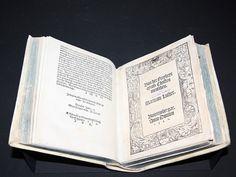 """""""Martin Luther: Von der Freyheyt eynisz Christenmenschen"""", Wittenberg, 1520, FB Gotha, Theol. 4° 224/8 (8)"""