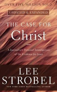 Is there credible evidence that Jesus of Nazareth really is the Son of God? Retracing his own spiritual journey from atheism to faith, Lee Strobel, former legal editor of the Chicago Tribune, cross-examines a dozen