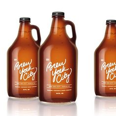 "Polubienia: 243, komentarze: 7 – The Dieline (@thedieline) na Instagramie: ""Brew York City || #nyc #design #packaging #thedieline #beer"""