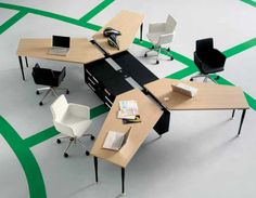 BOS - Frezza | Office Desks | Desking | Space Office Systems - Office Furniture London