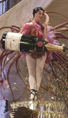 The Great Gatsby & MOËT & CHANDON IMPÉRIAL CHAMPAGNE
