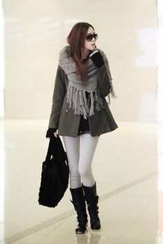 Itsmestyle to look extra k-fashionista ♥  www.itsmestyle.com  #fashion