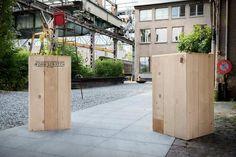 "FREAKIE & FLUFFIE – Bally Celebrates Modernist Design / Kolkoz ""Form Scratch"" / Art Basel"