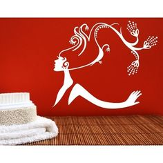 Style and Apply Wellness Queen Wall Decal (16in x 13in )