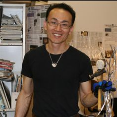 Michael Choi - jewelry artist of XOvivo Earth Day, About Me Blog, The Incredibles, Artists, Jewels, People, Fashion, Moda, Jewerly