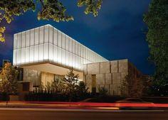 Новое здание музея.