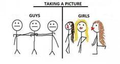 So True Men VS Women