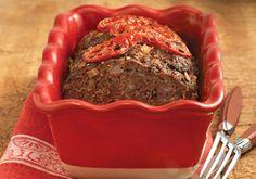 Blue Ribbon Meatloaf -- a perfect Mrs. Dash recipe - mrsdash.com #saltsubstitute #nosalt #classic