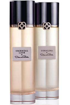 Coralina Oscar de la Renta perfume - a new fragrance for women 2012
