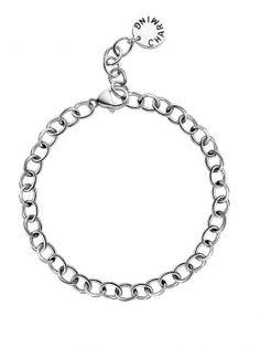Charming by Ti Sento Silver bracelet