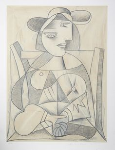 Title: Femme Assise Year of Original: 1938 Year of Publication: 1979-1982 Medium: Lithograph on Arches Paper Edition: 500, 34 AP's Paper Size: 29 x 22 inches Ref #: J-3