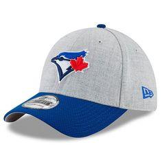 quality design bbd39 72a08 Toronto Blue Jays New Era Change Up Redux 39THIRTY Flex Hat - Heathered  Gray Royal