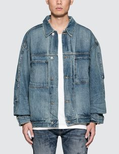 Supreme Fuck Denim Jacket. Yes. | cool clothes | Pinterest | Supreme and Men's fashion