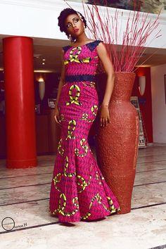 """Coup de coeur! La styliste togolaise Grace Wallace présente """"Diaspora"""" sa nouvelle collection"""