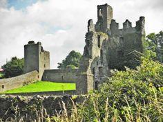 Kells Priory ruins; County Kilkenny