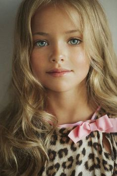 Kristina Pimenova 8歳 2005年11月27日 Moscow