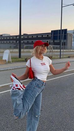 Teen Fashion Outfits, Retro Outfits, Look Fashion, Girl Outfits, Swaggy Outfits, Cute Casual Outfits, Stylish Outfits, Mode Inspiration, Streetwear Fashion