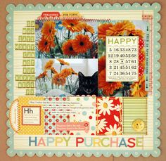 love this October Afternoon project by Stacey Kingman