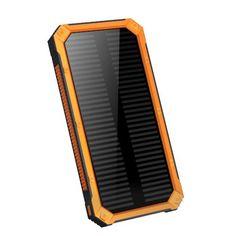 20000mAh cargador solar potable, diseño lluvia antigolpes para exterior, vovage, salida USB Dual Power Bank para iPhone, iPod, iPad, Samsung, HTC, GPS y cámara GoPro ect - http://cargadorespara.com/comprar/solares/20000-mah-cargador-solar-potable-diseno-lluvia-antigolpes-para-exterior-vovage-salida-usb-dual-power-bank-para-iphone-ipod-ipad-samsung-htc-gps-y-camara-gopro-ect/