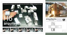 Maquetas de arquitectura para descargar estudio Borrachia