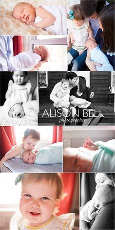Baby G   In Home Newborn   Birmingham Alabama Photographer   big sister, family of 4 photos, baby, infant