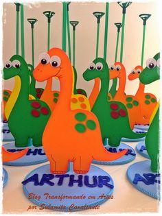 dinossauros fofos de papel - Pesquisa Google