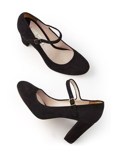 Mary Jane AR645 Heels at Boden