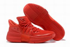 sports shoes c2691 0891d Now Buy Adidas Damian Lillard 3 Red Save Up From Outlet Store at Nikelebron.