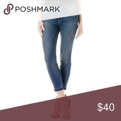 Anthro Denim Ankle Pants Level 99 for Anthropologie. Size 26 mint condition. NO TRADES Anthropologie Jeans Skinny