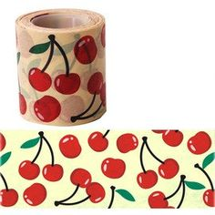 Washi Tape  Cherry 50mm x 15M by pikwahchan on Etsy, $3.90