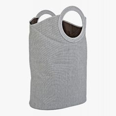 Discover BARNABE Laundry baskets and clotheshorse Grey Fabric at Habitat, a manufacturer of furniture and design objects, useful and accessible, since Laundry Bin, Laundry Baskets, Ideal Bathrooms, Bathroom Bath, Bathroom Ideas, Cotton Rope, Grey Fabric, Clothes Horse, Bath Accessories