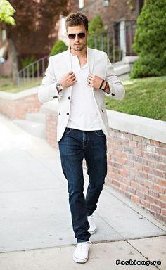 Street Style: модники