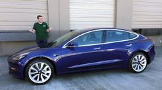 Here's Why the Tesla Model 3 Is the Coolest Car of 2017 I've just finished driving the new Tesla Model 3, which was a tremendously cool experience. I say this because you have not driven one