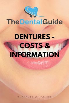 Dentures - Costs & Information - The Dental Guide http://www.thedaviedentist.com/home