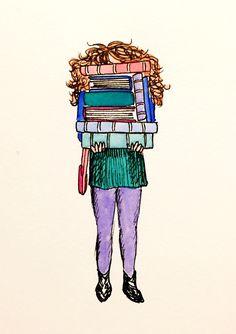 """gentlecounsel: """" A book haul. """""""