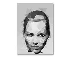 Digitaldruck Kate II auf Acryl, 21 x 30 cm