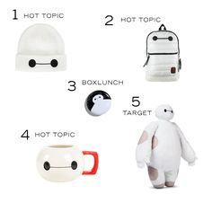 5 things for your buddy who loves Baymax