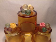 Pop Delight Collection by GVoreo Jar, Ethnic Recipes, Collection, Decor, Decoration, Decorating, Jars, Glass, Deco