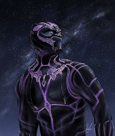 Marvel Planet © Black Panther