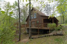 secluded pigeon forge cabin-  Cassie's Cozy Cabin 2 bedroom