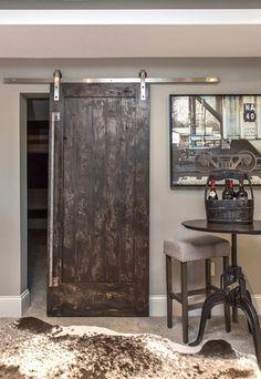 The Natural Barn Door