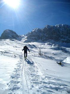 Skitour auf den Hohen Göll » Berchtesgadener Land Blog - Berchtesgadener Land Blog