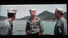 Steve McQueen in The Sand Pebbles, (1966).   ☑  Sam Page ☺