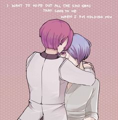 (gif) ♪I want to wipe out all the sad ideas / That come to me when I am holding you / You never told me what it was / That made you strong and what it was that made you weak♪ ||| Kanae and Tsukiyama ||| Tokyo Ghoul: Re Fan Art by sasaki.violates.me on Tumblr [Obsessions - Marina and the Diamonds]